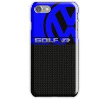 Golf R Pattern iPhone Case/Skin