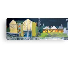The Seafarers' Centre: Freo After Dark Metal Print