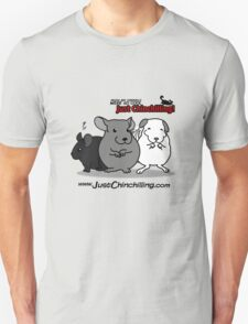 """""""Just Chinchilling!"""" 2013 cover T-Shirt"""