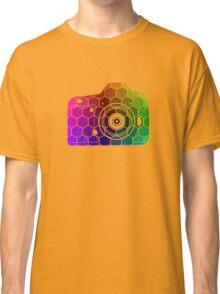 Camera Colors Classic T-Shirt