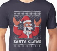 Santa Claws christmas ugly sweater Unisex T-Shirt