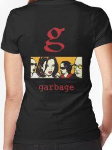 G Women's Fitted V-Neck T-Shirt