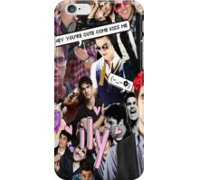 Darren Criss Tumblr Collage  iPhone Case/Skin