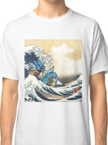 Great Wave of Gyarados Classic T-Shirt
