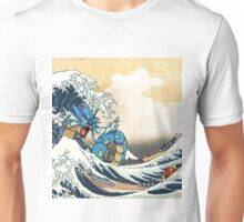 Great Wave of Gyarados Unisex T-Shirt