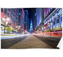 City Hall - Philadelphia, PA Poster