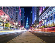City Hall - Philadelphia, PA Photographic Print