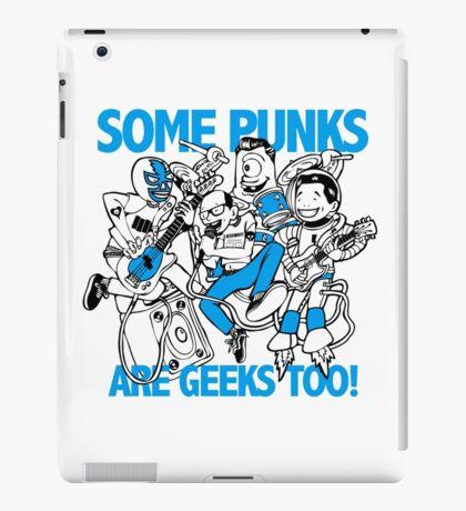 Geek Punk iPad Case/Skin