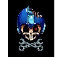 Mega Dead Man Photographic Print