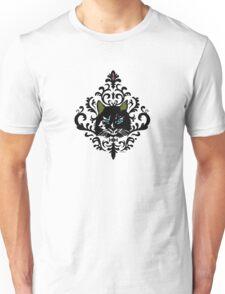 cat nap damask T-Shirt