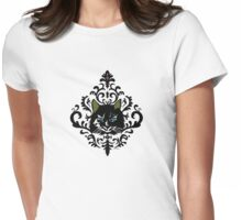 cat nap damask T-Shirt