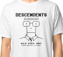 Milo Goes 8 Bit Classic T-Shirt