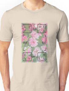 Life / Death / Extortion 悪意 Unisex T-Shirt