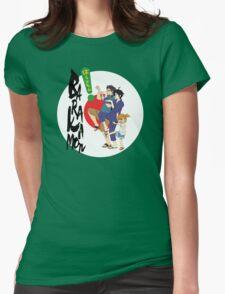 Barakamon Womens Fitted T-Shirt