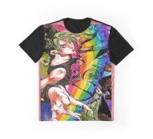 Jolyne JoJo Graphic T-Shirt