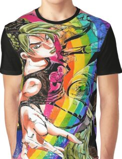 Jolyne JoJo Graphic T-Shirt