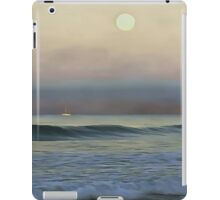 Pale Sunset iPad Case/Skin