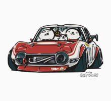 Crazy Car Art 0136 Kids Tee