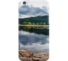 Fjellvannet Panorama  iPhone Case/Skin