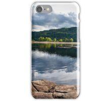 Fjellvannet Panorama  iPhone Case/Skin