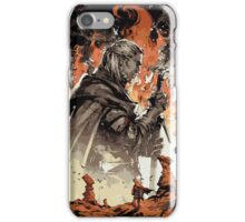 The Witcher - White Wolf iPhone Case/Skin