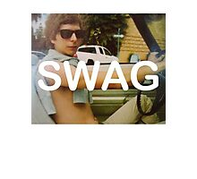 Michael Cera Swag Photographic Print
