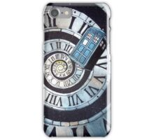 Through time and space... iPhone Case/Skin
