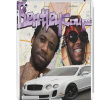 Bentley Coupe - Lil Yachty Gucci Mane iPad Case/Skin