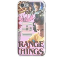 STRANGER THINGS COLLAGE♡ iPhone Case/Skin