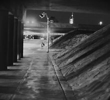 Underpass by Caitlin Aboud