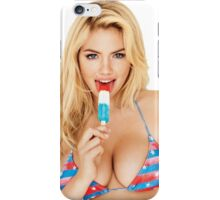 Kate Upton iPhone Case/Skin