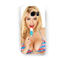Kate Upton Samsung Galaxy Case/Skin