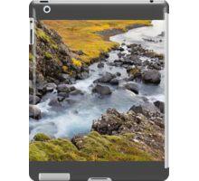 Icelandic River iPad Case/Skin