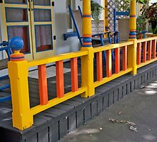 Porch Ladder by phil decocco