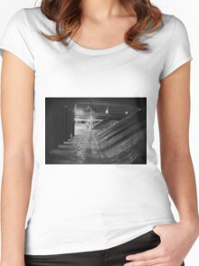 Underpass Women's Fitted Scoop T-Shirt