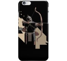 Roman Bowman iPhone Case/Skin