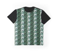 Curled up stem Graphic T-Shirt