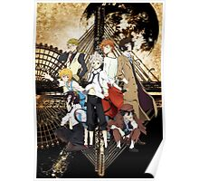 Bungou Stray Dogs [文豪ストレイドッグス] Poster