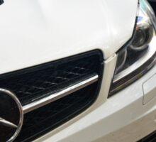 Mercedes-Benz C63 AMG Edition 507 Sticker