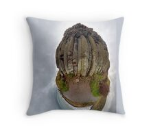 The Giant's Organ Pipes Throw Pillow