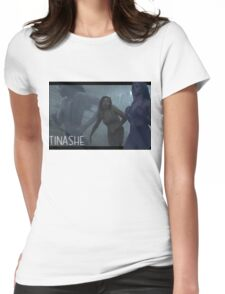 Tinashe  Womens Fitted T-Shirt