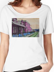 Walking through my technicolor daydream Women's Relaxed Fit T-Shirt