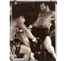Flying Knee iPad Case/Skin