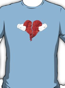 KANYE WEST - 808'S AND HEARTBREAK T-Shirt
