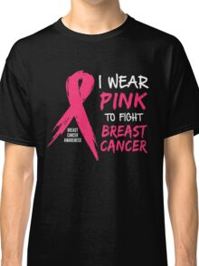 Breast Cancer Awareness Classic T-Shirt