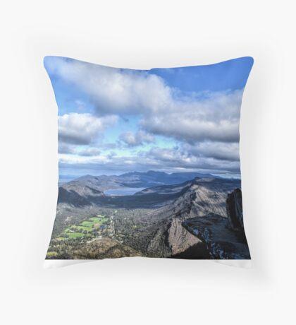 The Grampians Throw Pillow