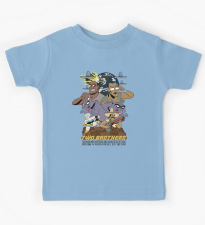 Two Brothers Kids Tee