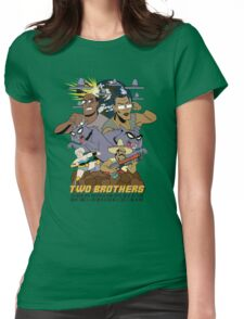 Two Brothers Womens Fitted T-Shirt