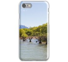 The Trees at Glenorchy  iPhone Case/Skin