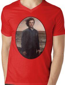 Ross Poldark  Mens V-Neck T-Shirt